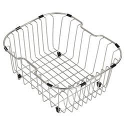 Kitchen Sink Accessories Basket kraus kitchen accessory stainless steel sink rinse basket - free