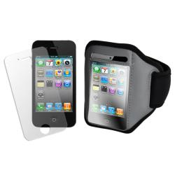 Universal Apple iPod Touch 4/ iPhone 4 Sports Armband - Thumbnail 2