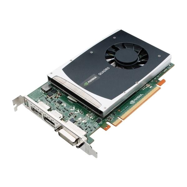 PNY VCQ2000-PB Quadro 2000 Graphics Card - 1 GB GDDR5 SDRAM - PCI Exp