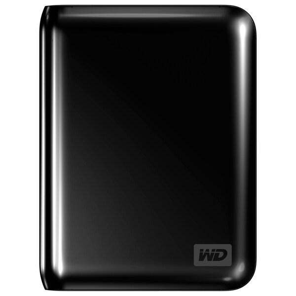 "WD My Passport Essential SE WDBACX0010BBK 1 TB 2.5"" External Hard Dri"
