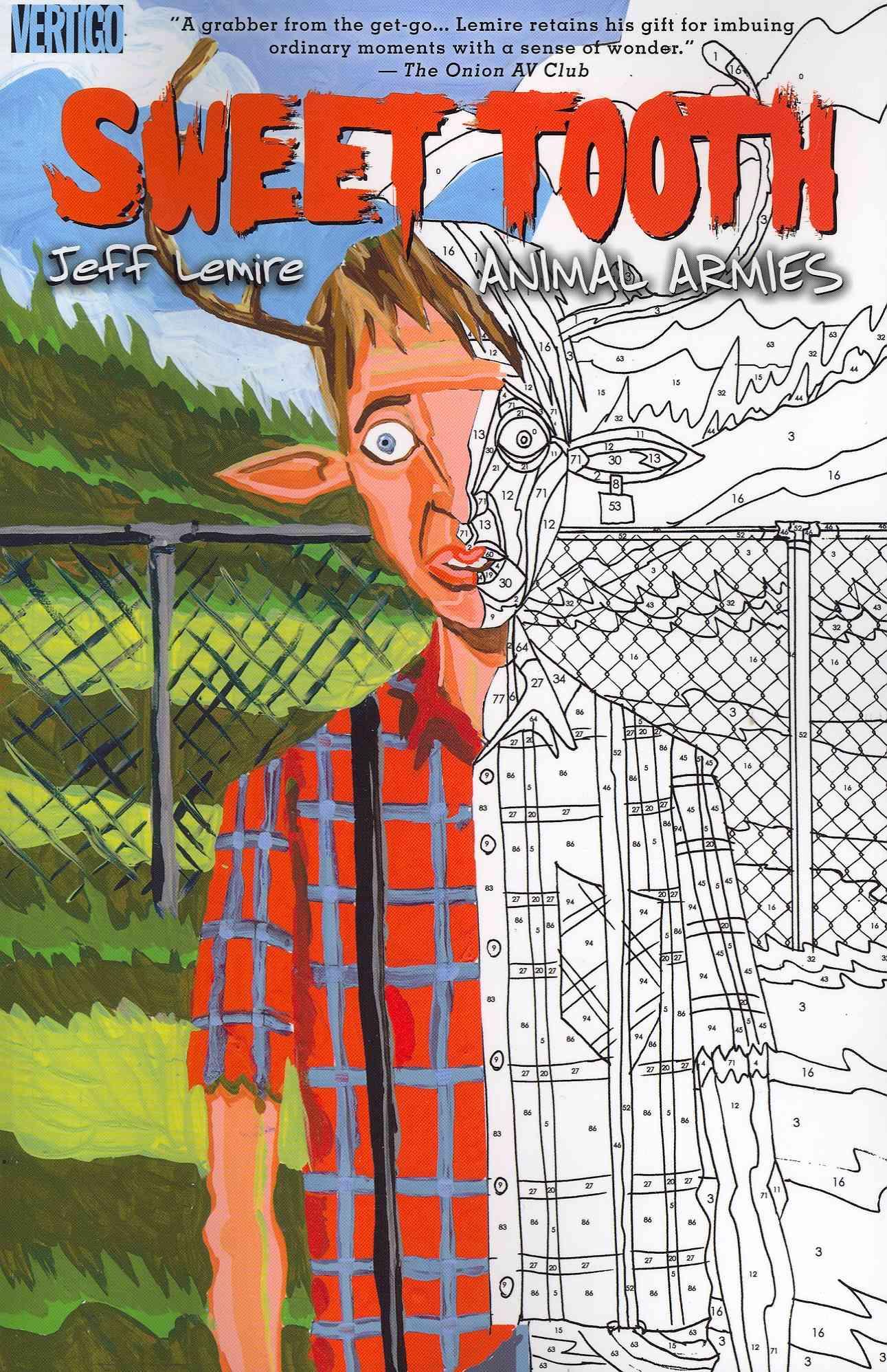 Sweet Tooth 3: Animal Armies (Paperback)