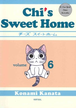 Chi's Sweet Home 6 (Paperback)