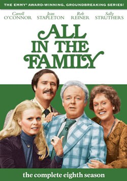 All In The Family: The Complete Eighth Season (DVD)