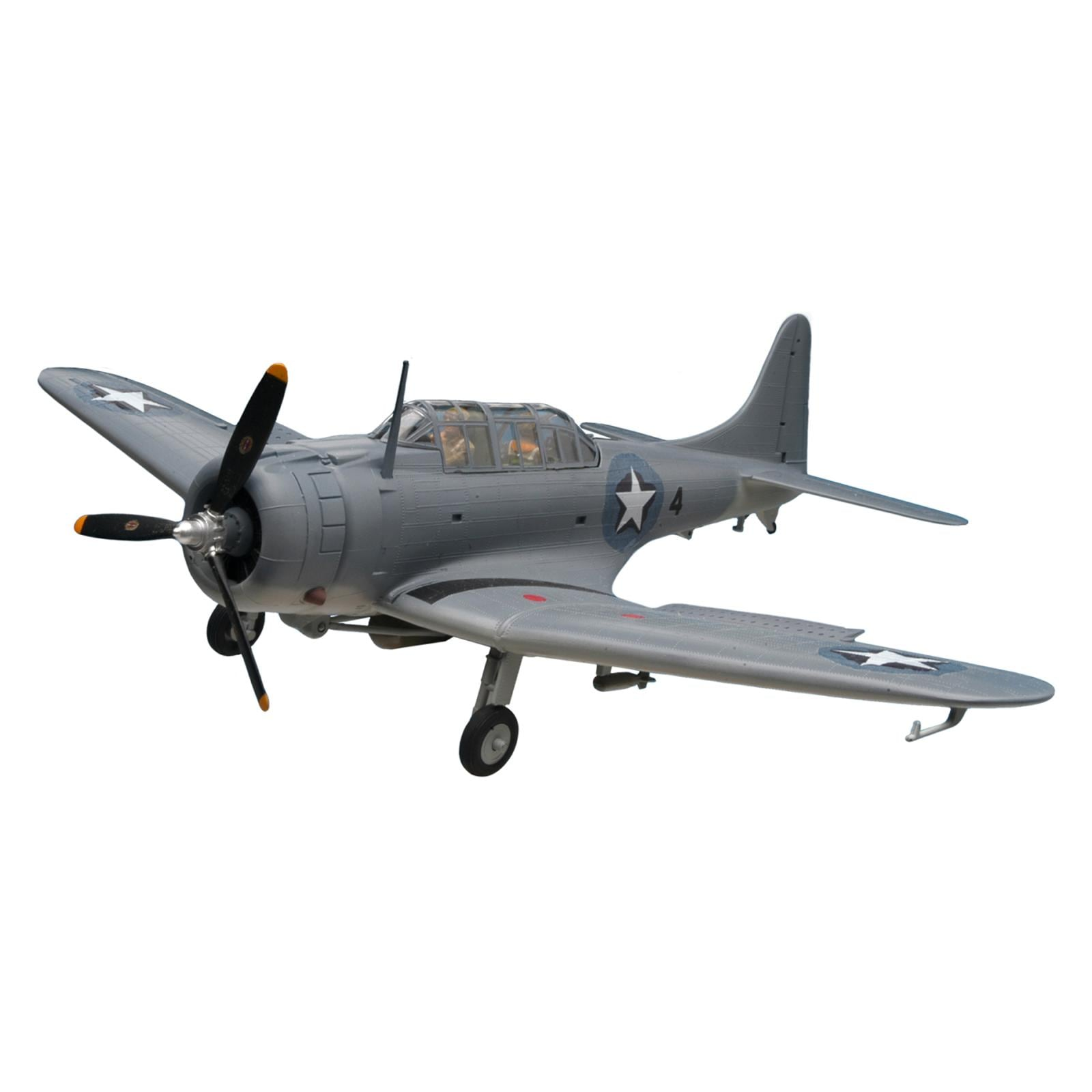 Revell 1:48 Scale SBD Dauntless Plastic Model Kit - Thumbnail 0