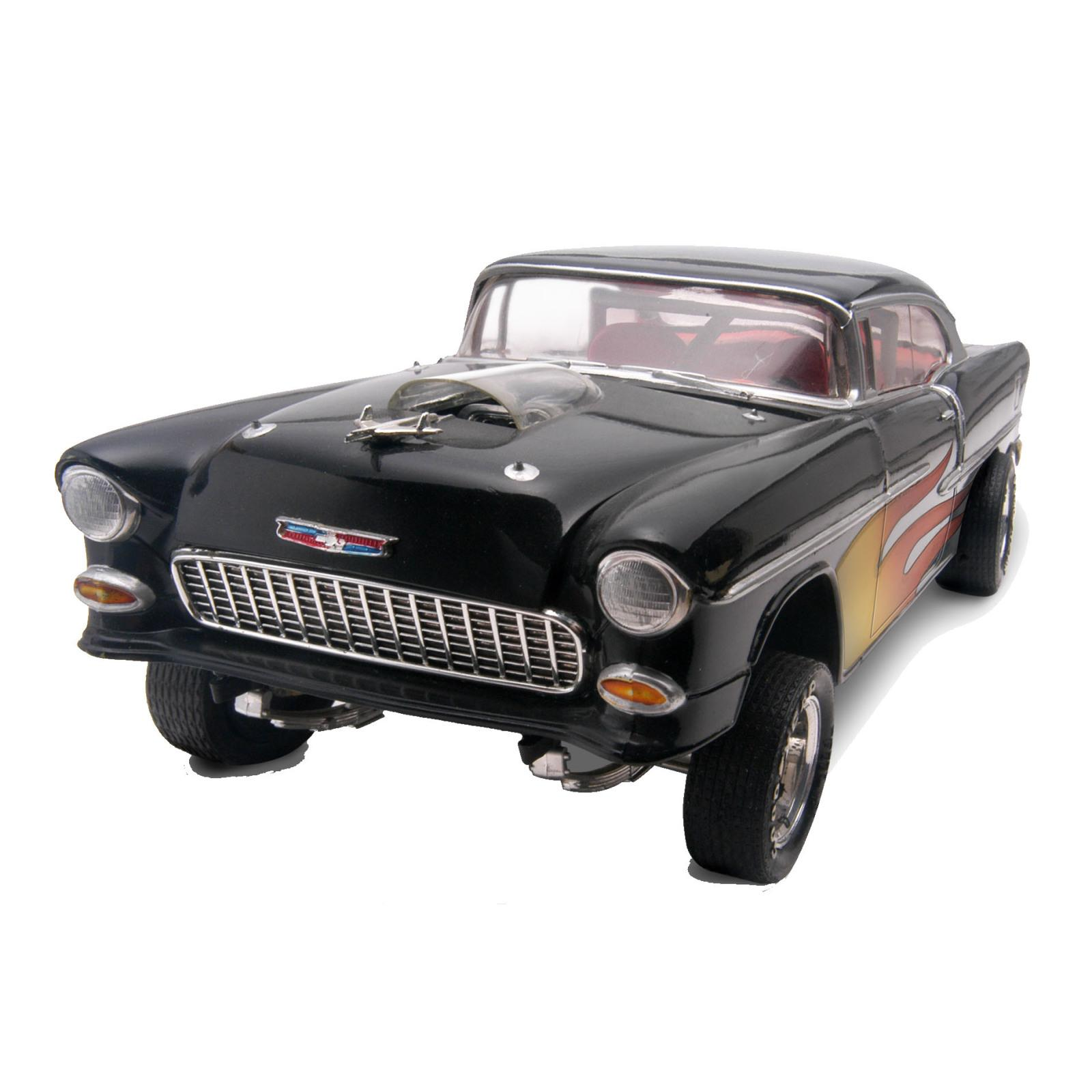 Revell 1:24 Scale 1955 Chevy Street Machine Plastic Model Kit - Thumbnail 0