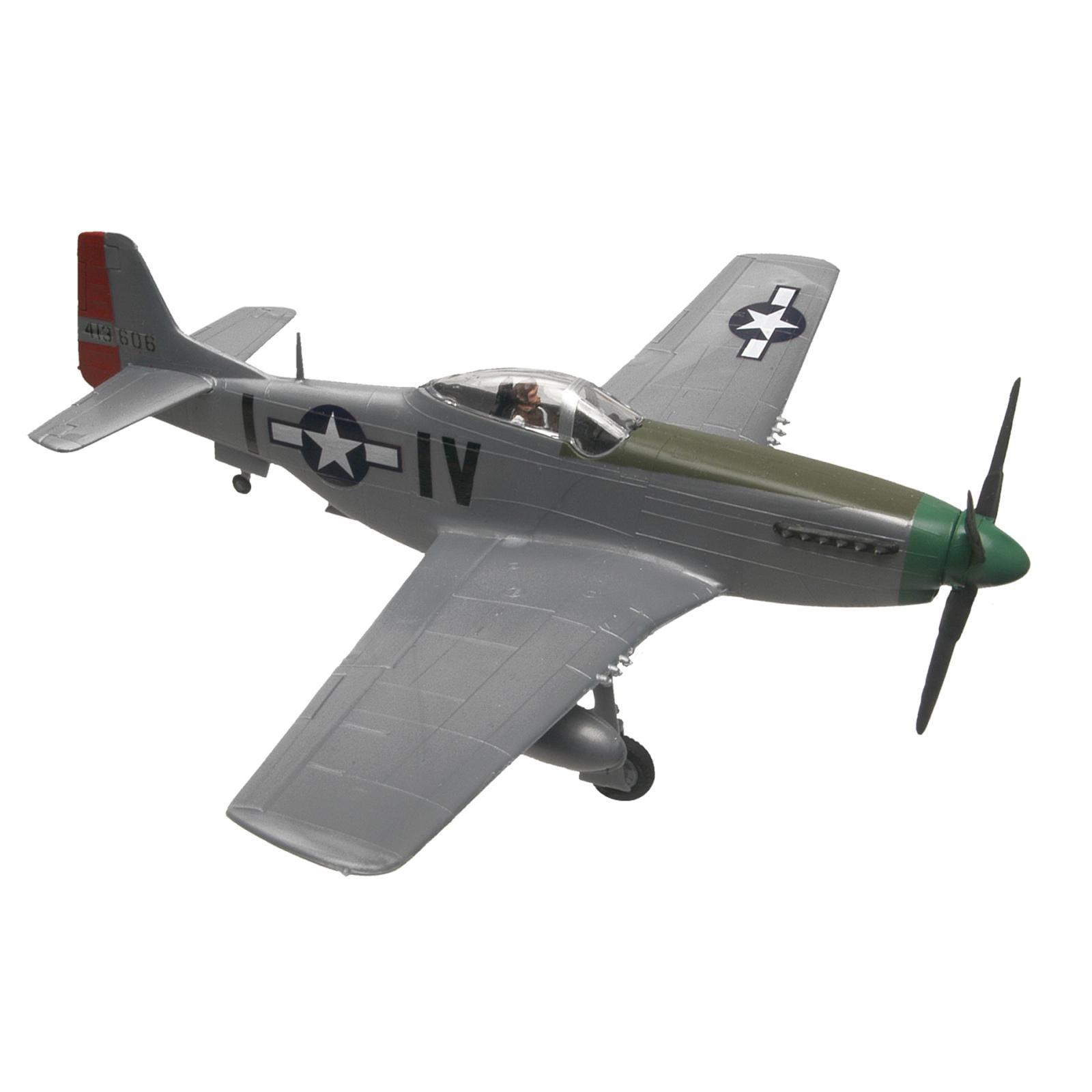 Revell 1:72 Scale P-51D Mustang Plastic Model Kit