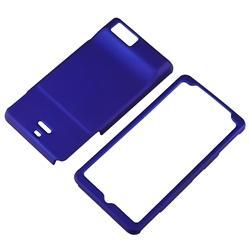 INSTEN Dark Blue 3-piece Combo Kit for Motorola MB810 Droid X/ Droid X2 Daytona