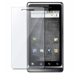 INSTEN Clear Screen Protector for Motorola A955 Droid 2