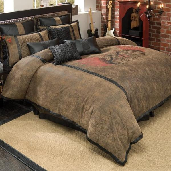 Street Revival Rock Heaven 3-Piece Queen-size Comforter Set