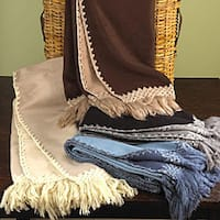 Two-tone Reversible Throw