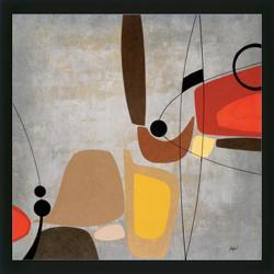 Danielle Hafod 'Logic and Balance II' Embellished Framed Art Print