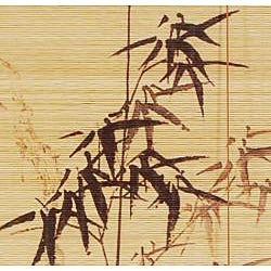 Bamboo 24-inch Bamboo-designed Blinds (China)