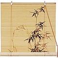 Handmade 36-inch Bamboo-designed Blinds (China)