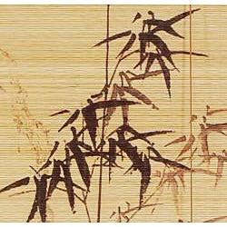 Handmade Bamboo 48-inch Bamboo-designed Blinds (China) - Thumbnail 1