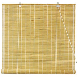 Handmade 36-inch Natural Matchstick Roll Up Blinds (China)|https://ak1.ostkcdn.com/images/products/5321403/P13128193.jpg?impolicy=medium