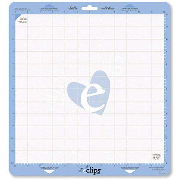 Ellison Sizzix eClips 12x12-in Cutting Mats (Pack of 2)