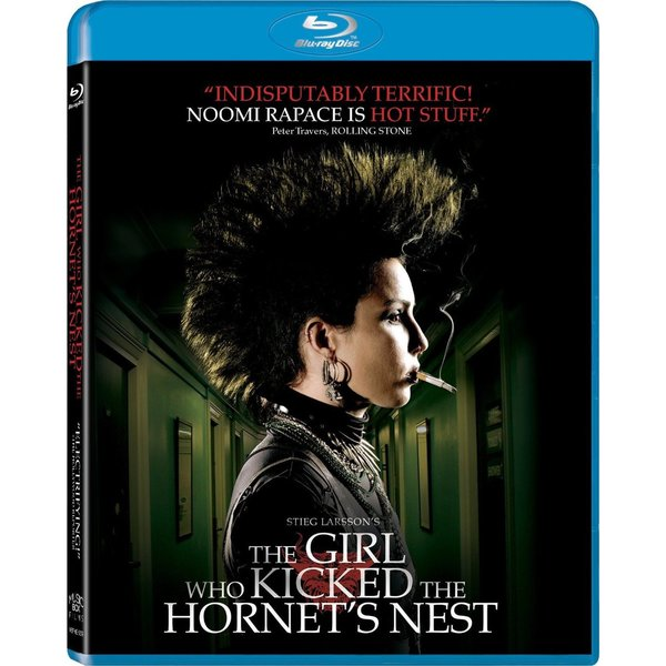 The Girl Who Kicked The Hornet's Nest (Blu-ray Disc)