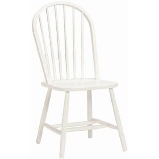 VP Home I-Cubes White Desk Chair