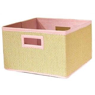 VP Home Links Pink Storage Baskets (Pack of 3)