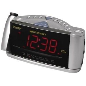 JS Karaoke SmartSet CKS3528 Desktop Clock Radio