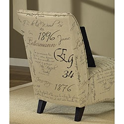 Tapered Signature Chair with Pillow - Thumbnail 1