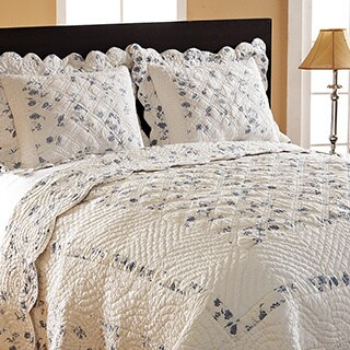 Gracewood Hollow Mowat Reversible 3-piece Quilt Set