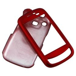 Red Case and Screen Protector for Samsung Impression A877