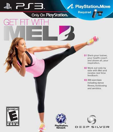 PS3 - Get Fit With Mel