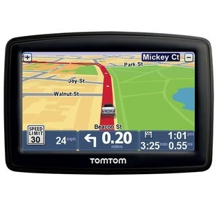 """TomTom GO 50S 5"""" GPS Receiver with Built-In Bluetooth and Lifetime Traffic and Map Updates (Bulk Pac"""