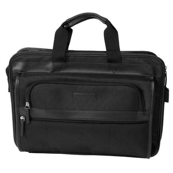 b7439ff2de99 Shop Perry Ellis Portfolio Expandable Computer Briefcase - Free ...