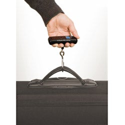 Travelon Lightweight Locking Micro Luggage Scale with Auto-Shut Off - Thumbnail 1