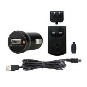 Kensington K39254US Auto/AC Adapter