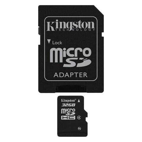Kingston SDC4/32GB 32 GB microSDHC