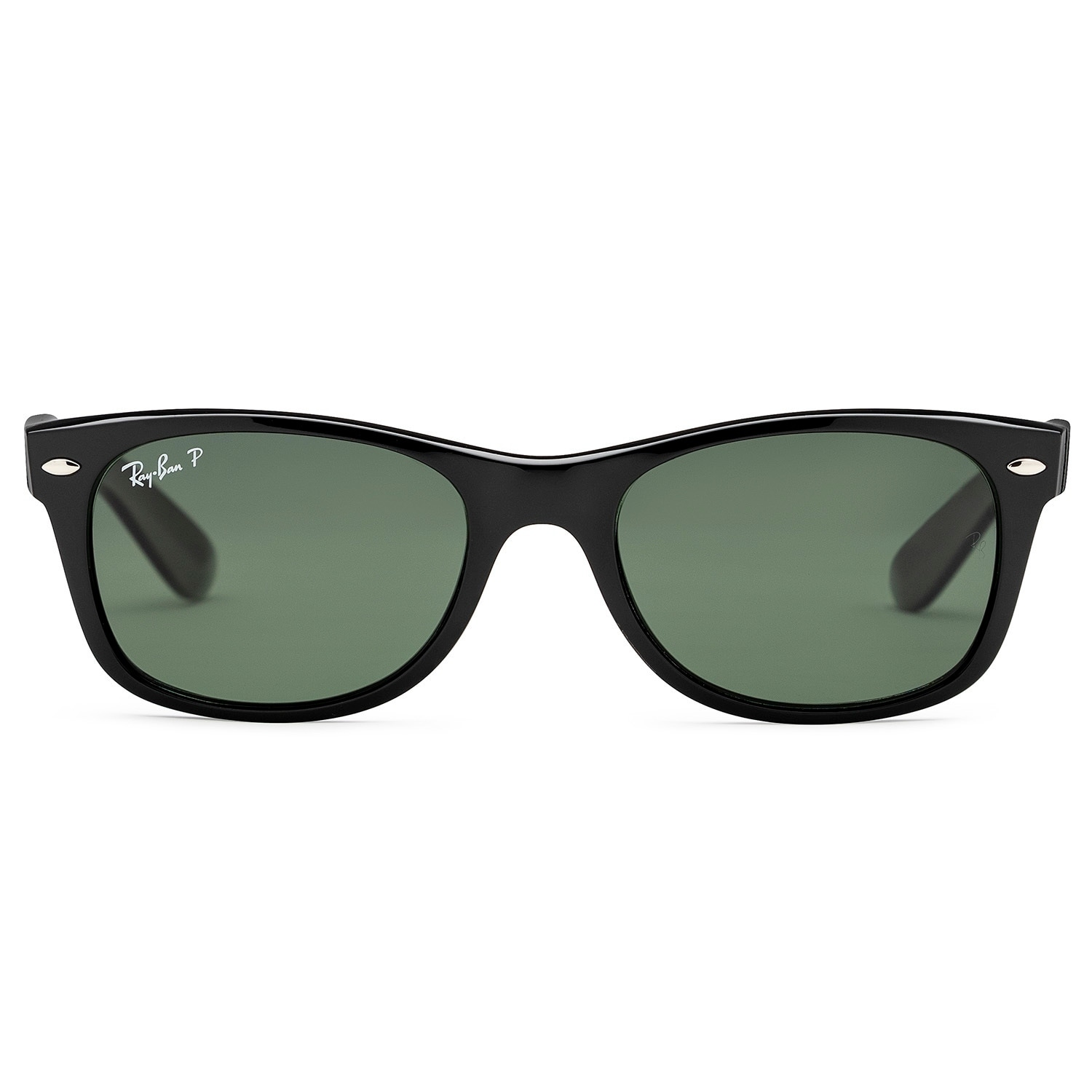 ray ban aviator polarised black