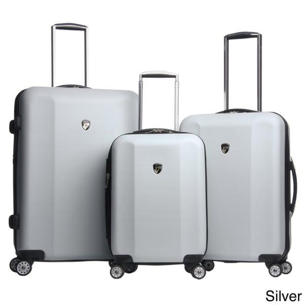 Heys USA D1006 Quad 3-piece Hardside Luggage Set