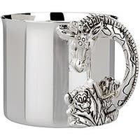Reed & Barton Silverplated Safari Giraffe Cup