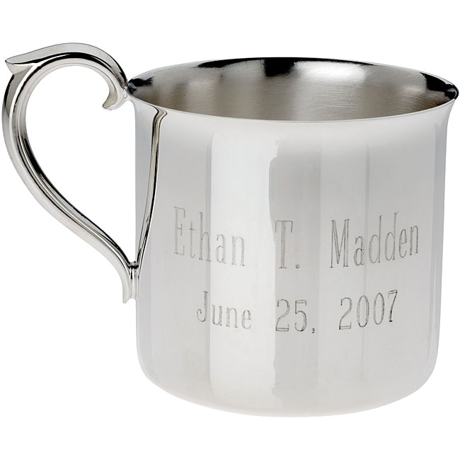Reed & Barton Silverplated Child Cup