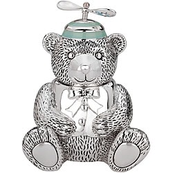 Reed & Barton Propeller Beanie Bear Bank