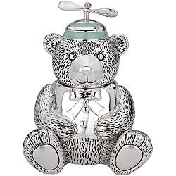 Reed & Barton Propeller Beanie Bear Bank