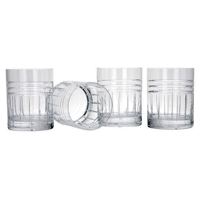 Reed & Barton Tempo DOF Glasses (Set of 4)