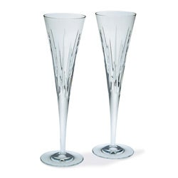 Reed & Barton Soho Flutes (Set of 2)