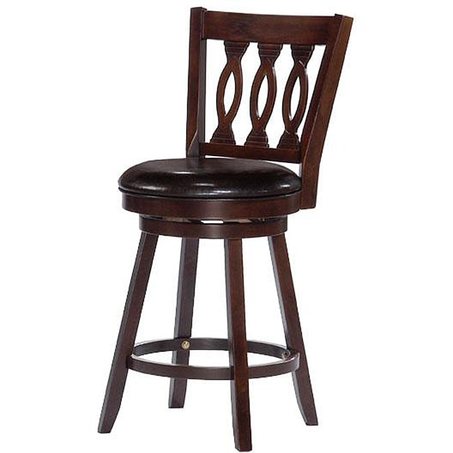 Orlenda Swivel Wood Counter height Stool Free Shipping  : Orlenda Swivel Wood Counter height Stool L13134782 from www.overstock.com size 650 x 650 jpeg 34kB