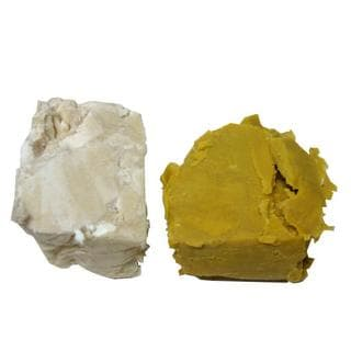 Handmade Unrefined 1-pound Shea Butter (Ghana)