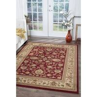 Alise Soho Red Oriental-pattern Area Rug (8'9 x 12'3)