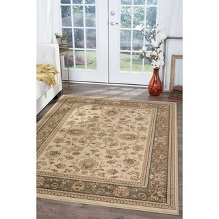 Alise Rugs Soho Traditional Oriental Area Rug - 8'9 x 12'3