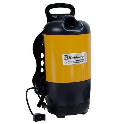 Thorne Electric Koblenz BP-1400 Backpack Vacuum