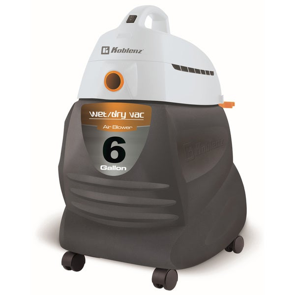 Thorne Electric Koblenz WD-650 Wet/ Dry Canister Vacuum