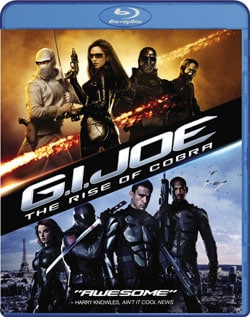 G.I. Joe: The Rise of Cobra (Blu-ray Disc)