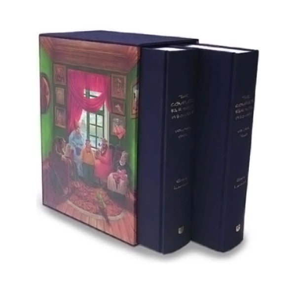 The Complete Far Side: 1980-1994 (Hardcover)