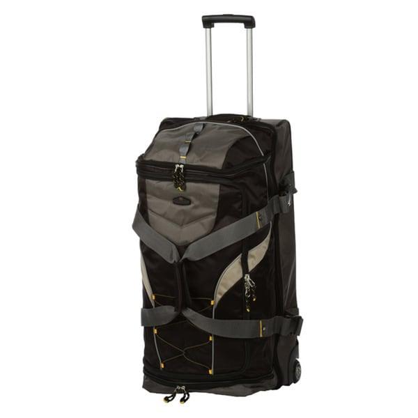 Ricardo Beverly Hills Essentials 30 Inch Wheeled Travel Duffel Bag
